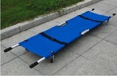 二折折叠救援担架