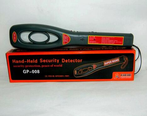 GP-008手持金属探测器
